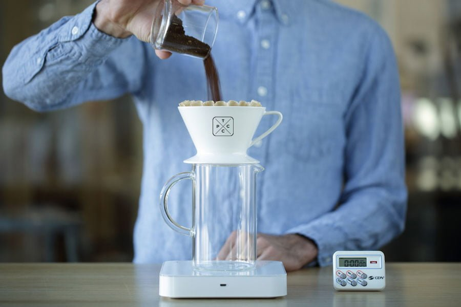 Learn how to Brew Coffee using a Pour Over