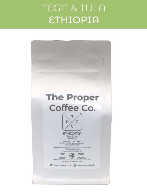 Buy Speciality Organic Coffee from Ethiopia
