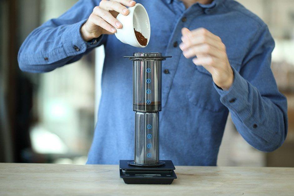 How to make AeroPress Coffee