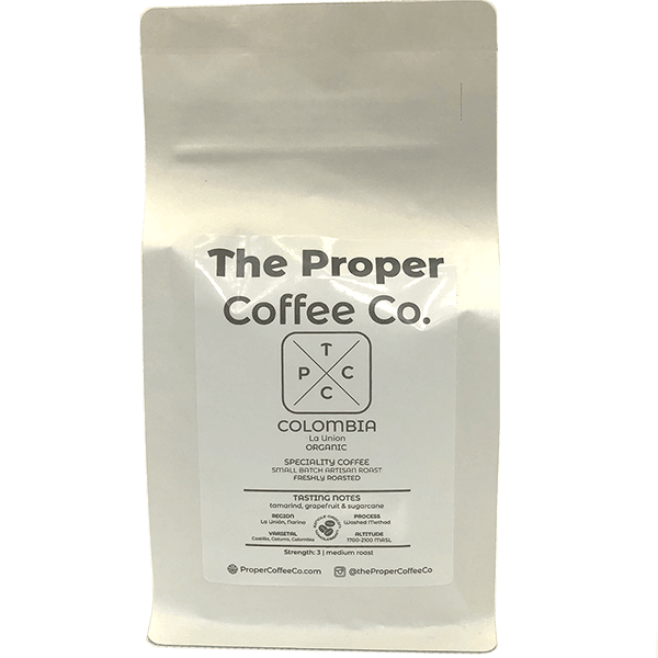 Colombia, La Union, Speciality Coffee