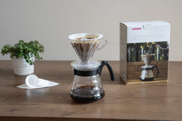 Hario V60 Craft Coffee Starter Kit