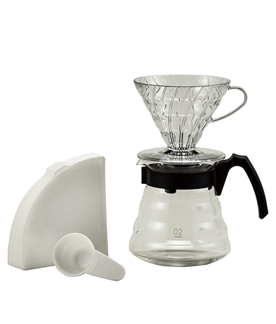 v60 Craft Coffee Starter Kit