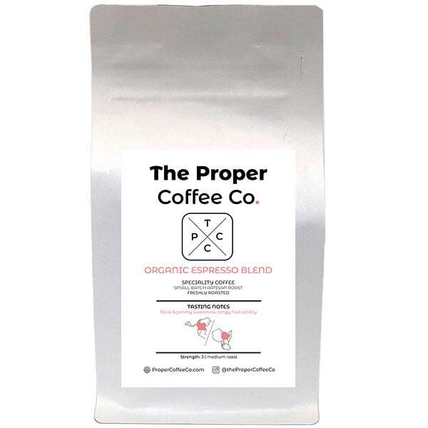 Organic Espresso Blend Speciality Coffee