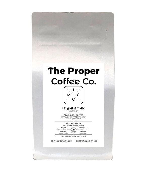 Myanmar, Ywangan, Speciality Coffee