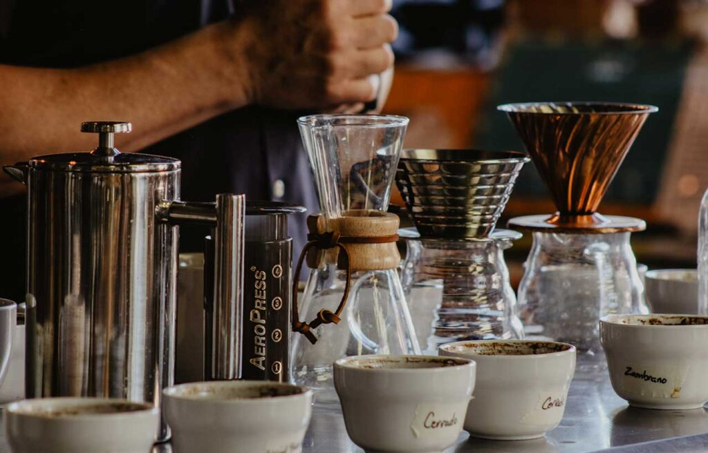 Cupping – What Makes a GOOD Cup of Coffee?