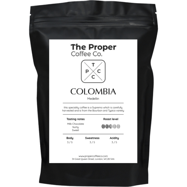 Buy Colombia Medellin Speciality Coffee