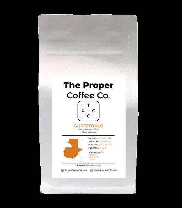 Guatemala Mundo Novo Speciality Coffee